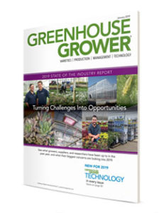 Greenhouse Grower January 2019
