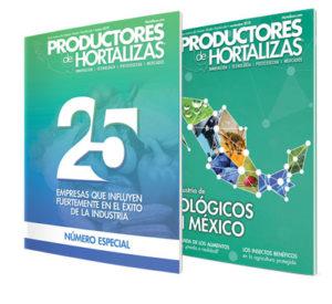 Productores de Hortalizas Covers