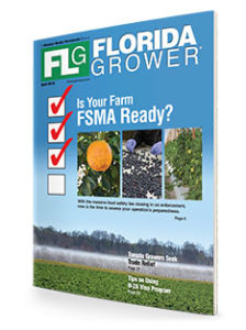 Florida Grower April 2019 Cover