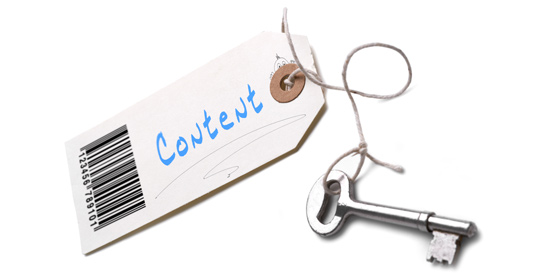 Keys to content marketing