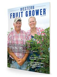 Western Fruit Grower September 2019